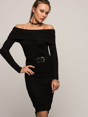 Платье черное | 4596538