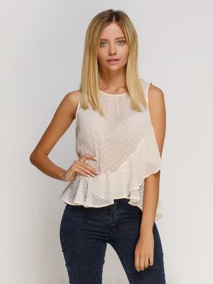 Блуза бежева | 4590489