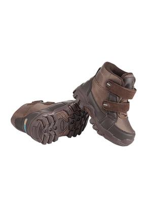 Черевики коричневі   1371286