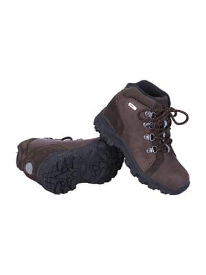 Ботинки коричневые | 4597028