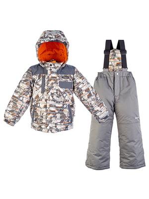 Комплект: куртка та напівкомбінезон | 4597029