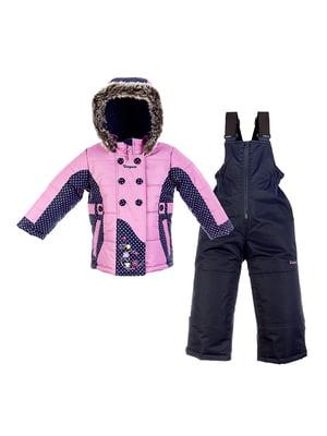 Комплект: куртка та півкомбінезон | 4597032