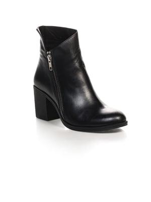 Ботинки черные | 4530486