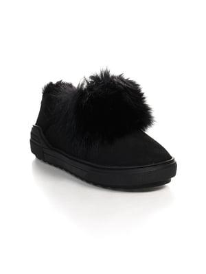 Ботинки черные | 4592819