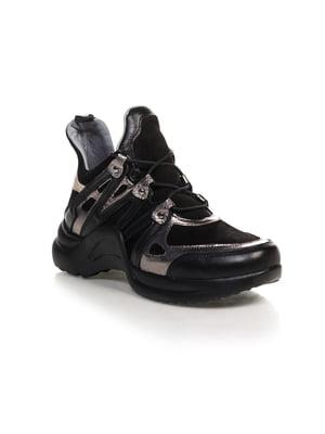 Кроссовки черные | 4592820