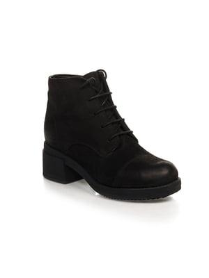 Ботинки черные | 4592824