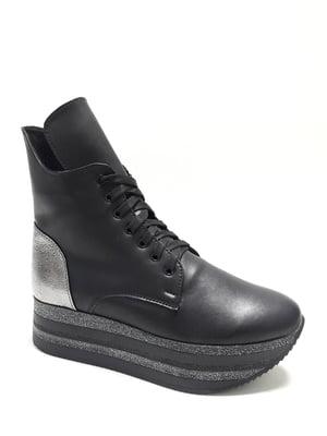 Черевики чорні | 4599411