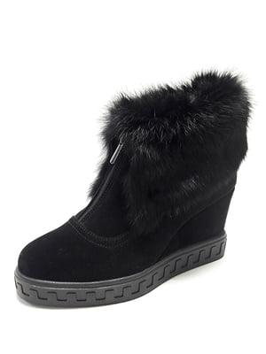 Ботинки черные | 4599419