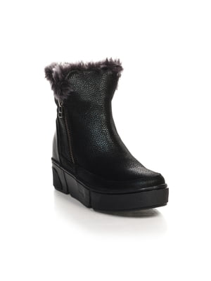 Ботинки черные   4530482