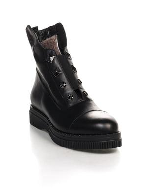 Ботинки черные   4547205