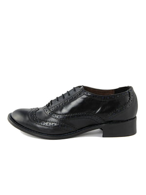 Туфлі чорні | 4600025