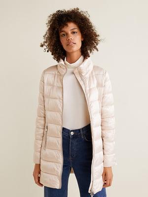 Пальто пастельного цвета | 4529619