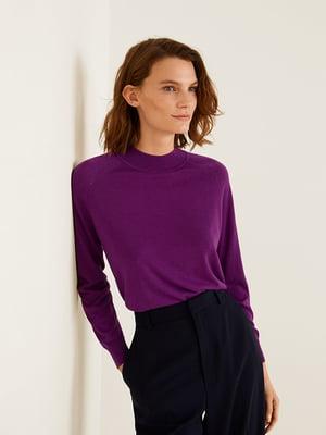 Джемпер фіолетовий | 4549108