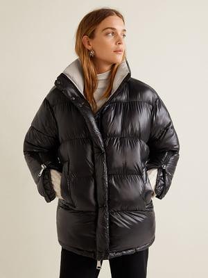 Куртка чорна | 4599290