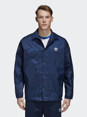 Куртка темно-синяя | 4502653