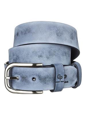 Ремень синий - Grande Pelle - 4594559