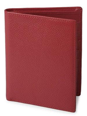 Обложка на паспорт красная | 4594587