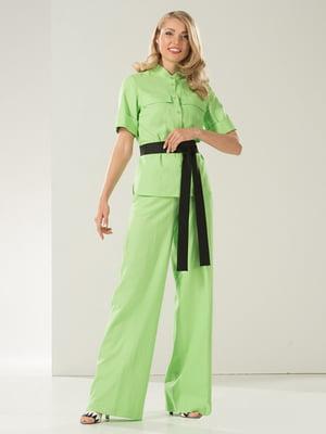 Костюм: блуза і штани | 4302425