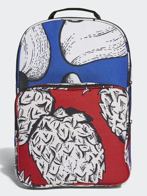 Рюкзак в принт | 4539435