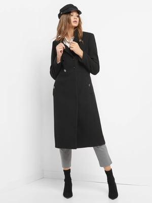 Пальто черное | 4580449