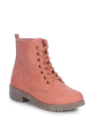 Черевики рожеві | 4593331