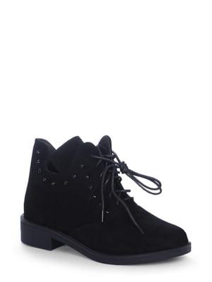 Ботинки черные | 4593356