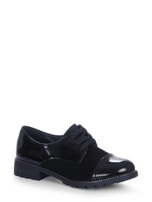Туфлі чорні | 4602949