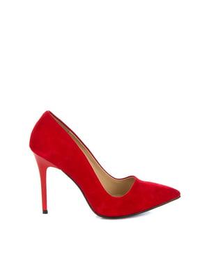 Туфли красные | 4602694