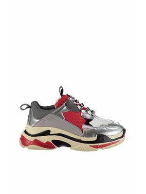 Кросівки сірі | 4602800