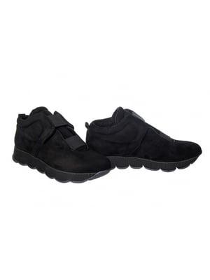 Кроссовки черные | 4603656