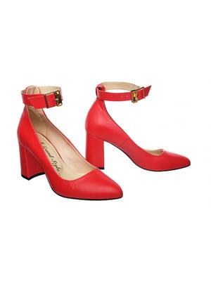 Туфли красные | 4603667