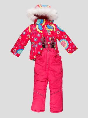 Комплект: куртка і півкомбінезон | 4587907