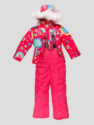 Комплект: куртка і півкомбінезон | 4587908