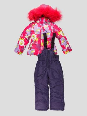 Комплект: куртка і півкомбінезон | 4587905