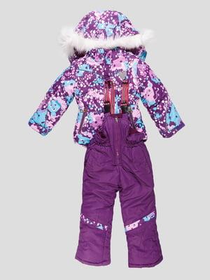 Комплект: куртка і півкомбінезон | 4587906