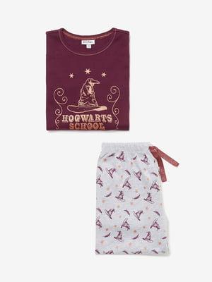 Піжама: лонгслів і штани | 4582049