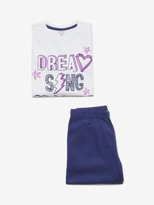 Піжама: лонгслів і штани | 4582069