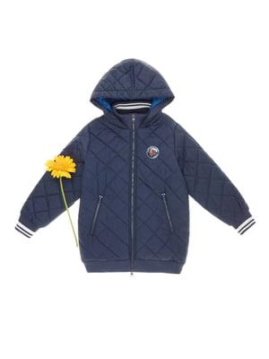 Куртка синя | 4539110