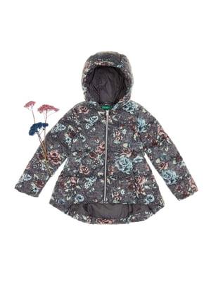 Куртка в принт | 4602557