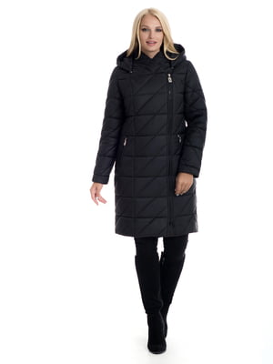 Пальто черное | 4604105