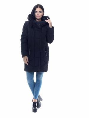 Пальто черное | 4604107