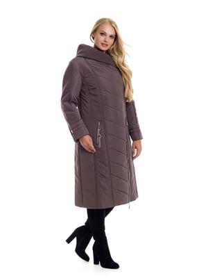 Пальто шоколадного цвета | 4604128