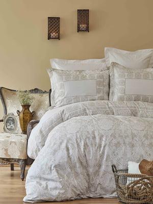 Комплект постельного белья двуспальный (евро) | 4601955