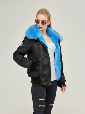 Куртка чорна | 4603620