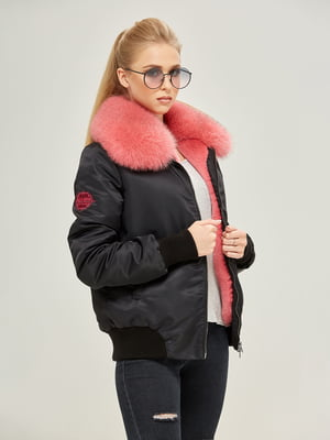 Куртка чорна | 4603622
