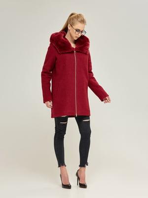 Пальто червоне   4603636