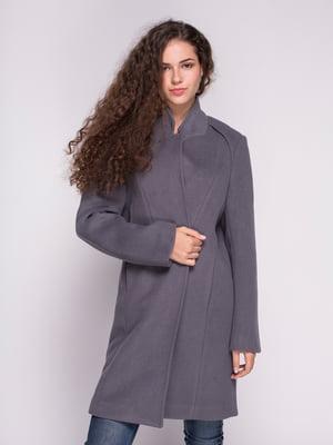Пальто сіре | 4456343