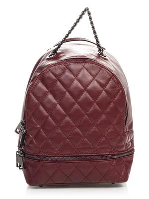 Рюкзак цвета марсала | 4593891