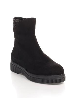 Ботинки черные   4547201
