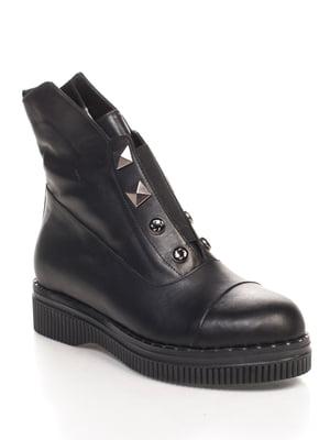 Ботинки черные | 4547204